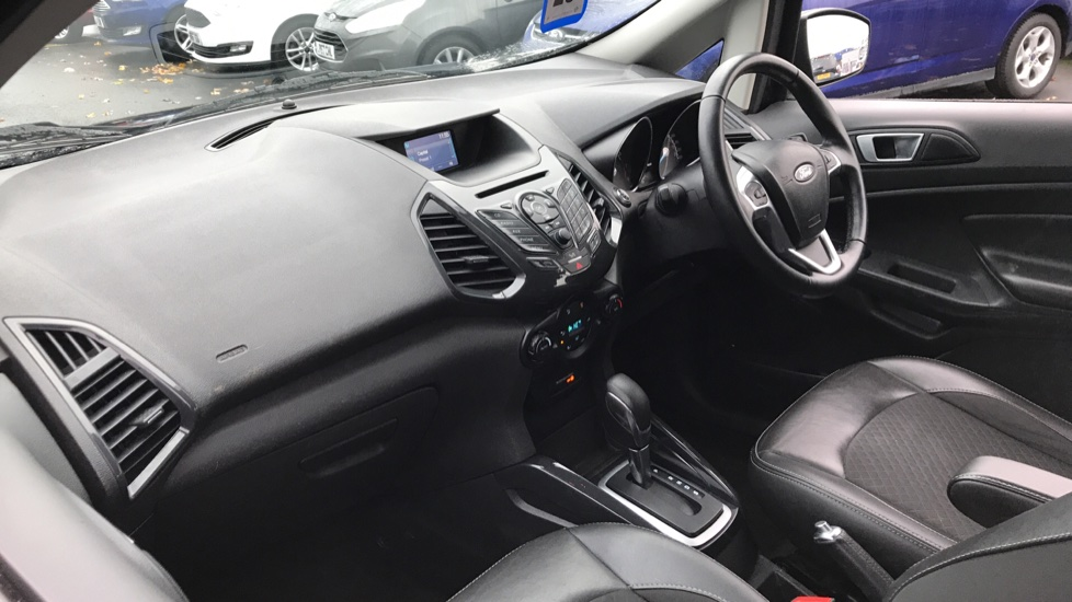 Ford EcoSport 1.5 Titanium 5dr Powershift [17in] image 13