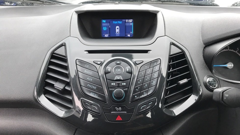 Ford EcoSport 1.5 Titanium 5dr Powershift [17in] image 15