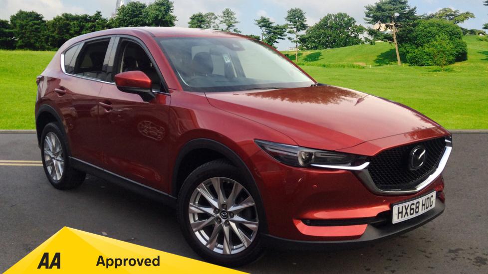 Mazda CX-5 2.2d Sport Nav+ 5dr Diesel Automatic Estate (2018) image