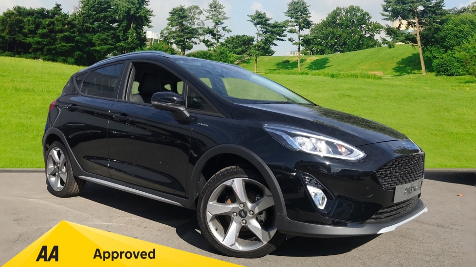 Ford Fiesta 1.0 EcoBoost Active X 5dr [Available Sept 2021] with Heated Seats and Rear Camera Hatchback (2021)