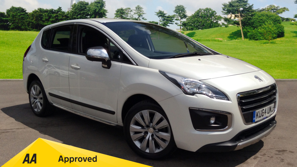 Peugeot 3008 1.6 HDi Active 5dr Diesel Estate (2014) at Ford Wimbledon thumbnail image