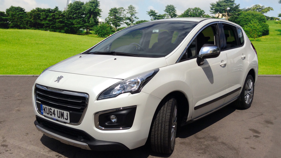 Peugeot 3008 1.6 HDi Active 5dr image 3