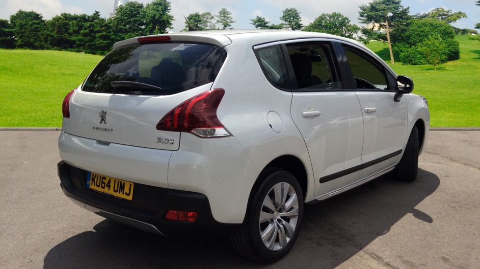 Peugeot 3008 1.6 HDi Active 5dr image 5