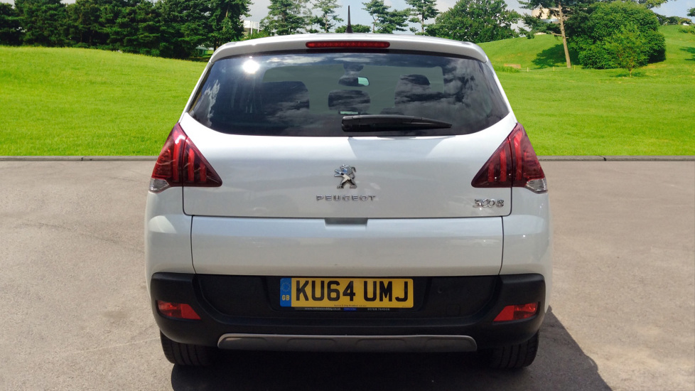 Peugeot 3008 1.6 HDi Active 5dr image 6