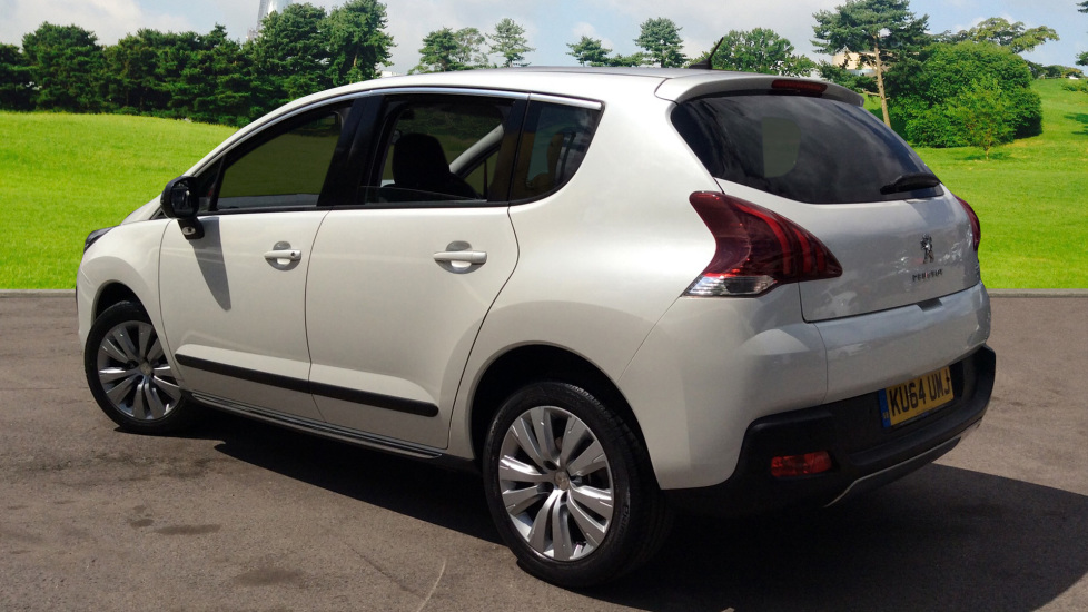 Peugeot 3008 1.6 HDi Active 5dr image 7