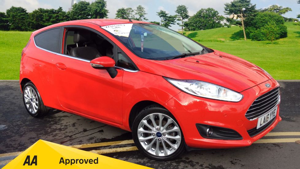 Ford Fiesta 1.0 EcoBoost Titanium X Powershift Automatic 3 door Hatchback (2016) image