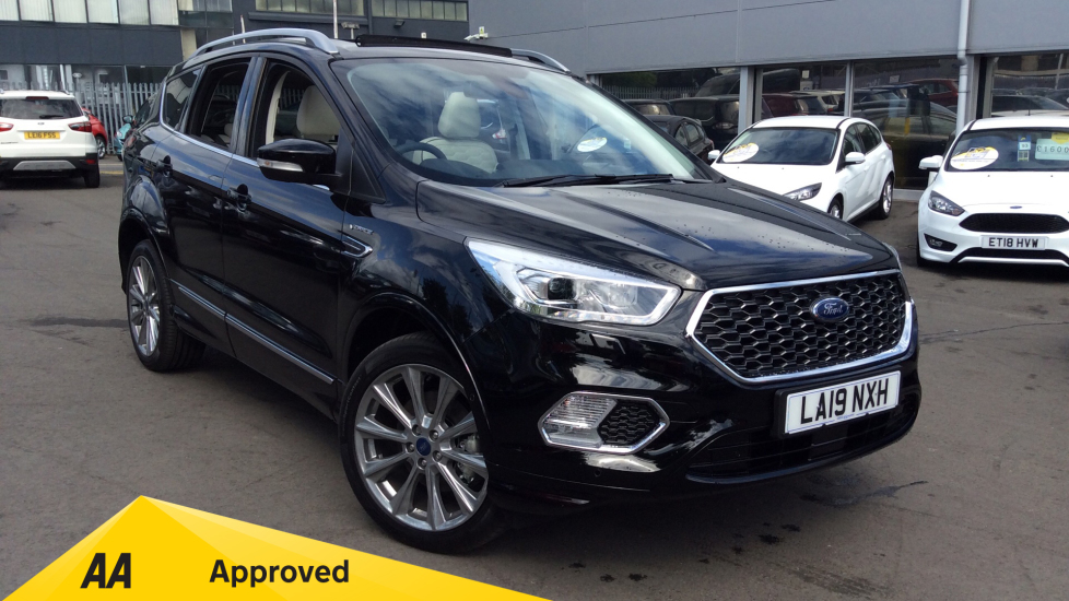 Ford Kuga Vignale 2.0 TDCi 180 5dr Diesel Automatic Estate (2019) image