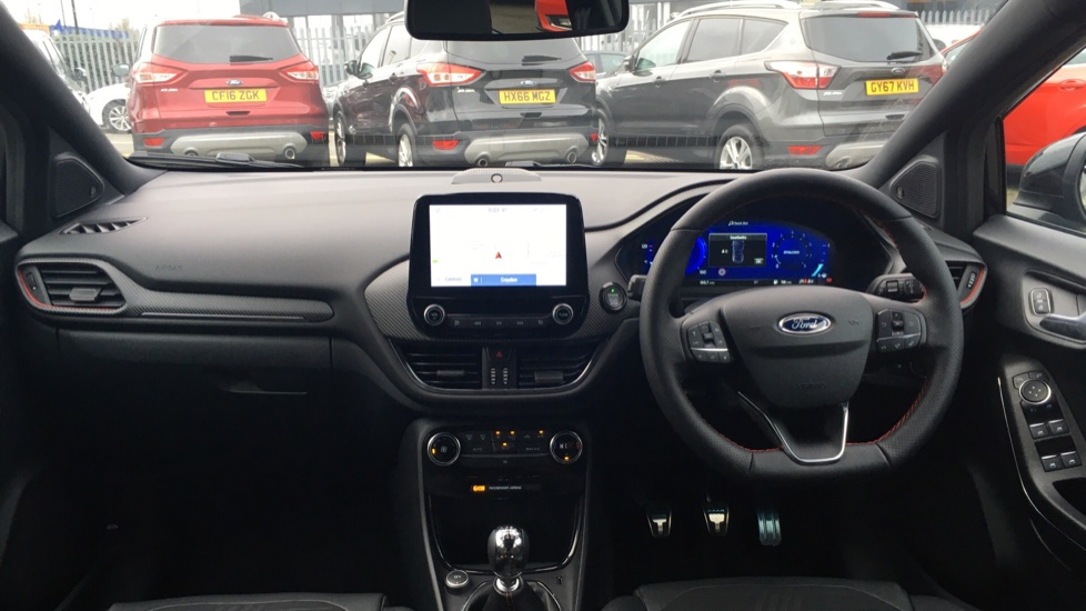 Ford New Puma 1.0 EcoBoost Hybrid mHEV ST-Line X First Ed 5dr image 11
