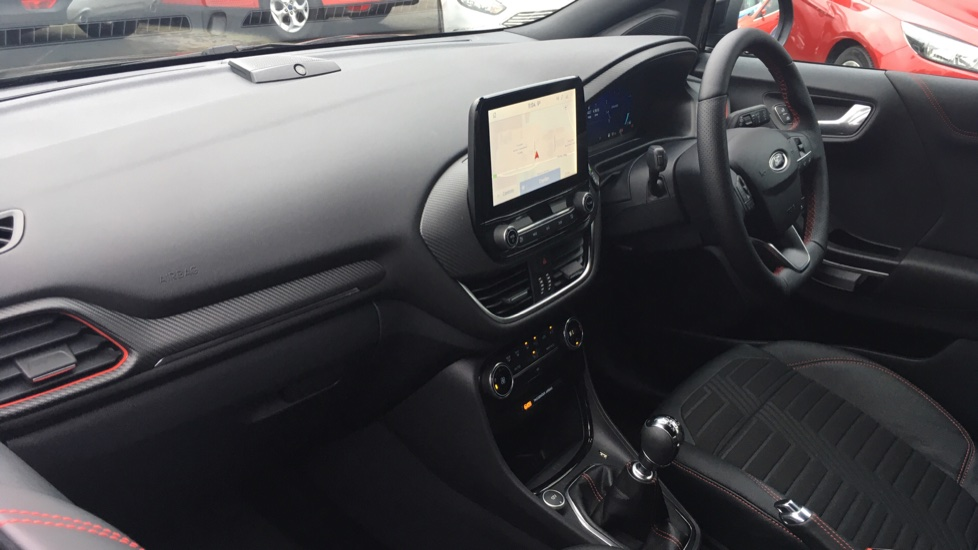 Ford New Puma 1.0 EcoBoost Hybrid mHEV ST-Line X First Ed 5dr image 13
