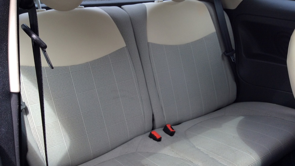 Fiat 500 1.2 Lounge [Start Stop] image 9