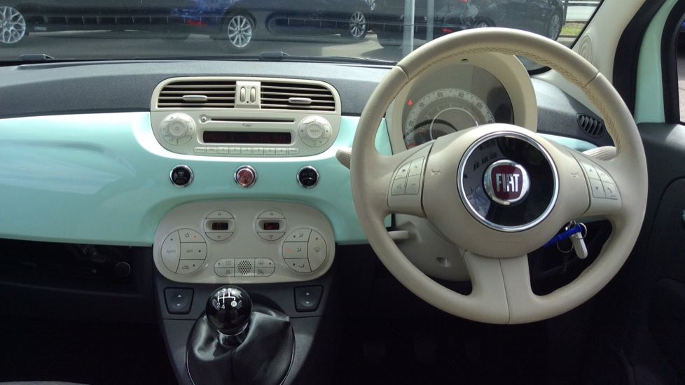 Fiat 500 1.2 Lounge [Start Stop] image 11