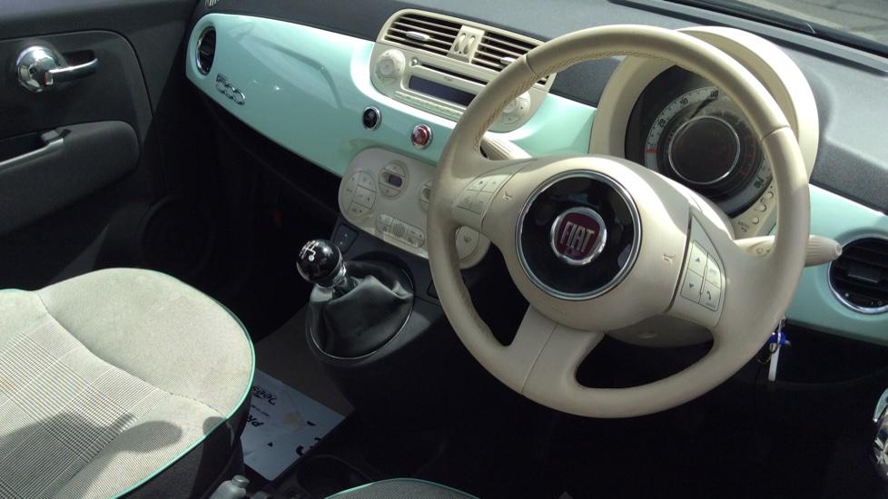 Fiat 500 1.2 Lounge [Start Stop] image 12