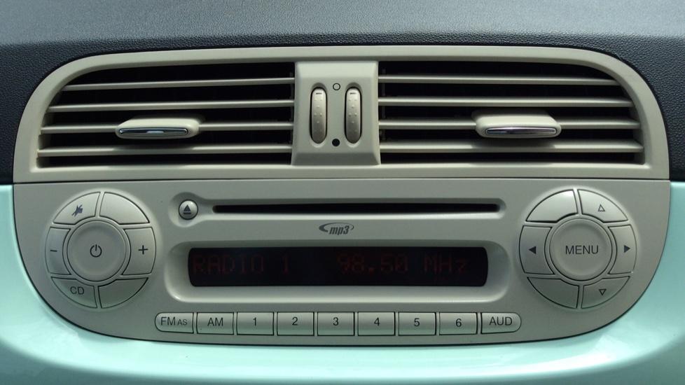 Fiat 500 1.2 Lounge [Start Stop] image 15