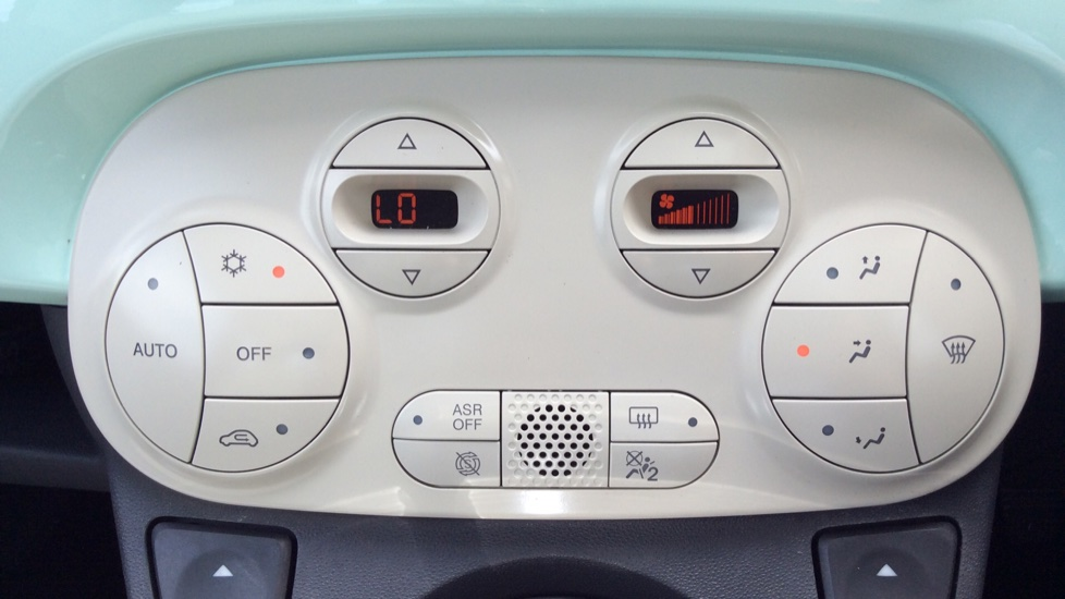 Fiat 500 1.2 Lounge [Start Stop] image 16