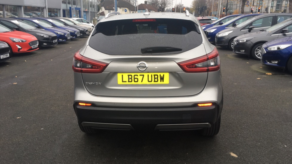 Nissan Qashqai 1.2 DiG-T N-Connecta 5dr Glass Roof Pack image 6