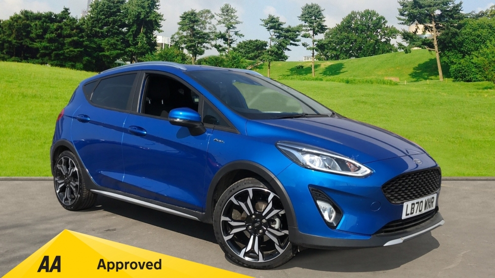 Ford Fiesta 1.0 EcoBoost 125ps Active X Edition 5dr image 1