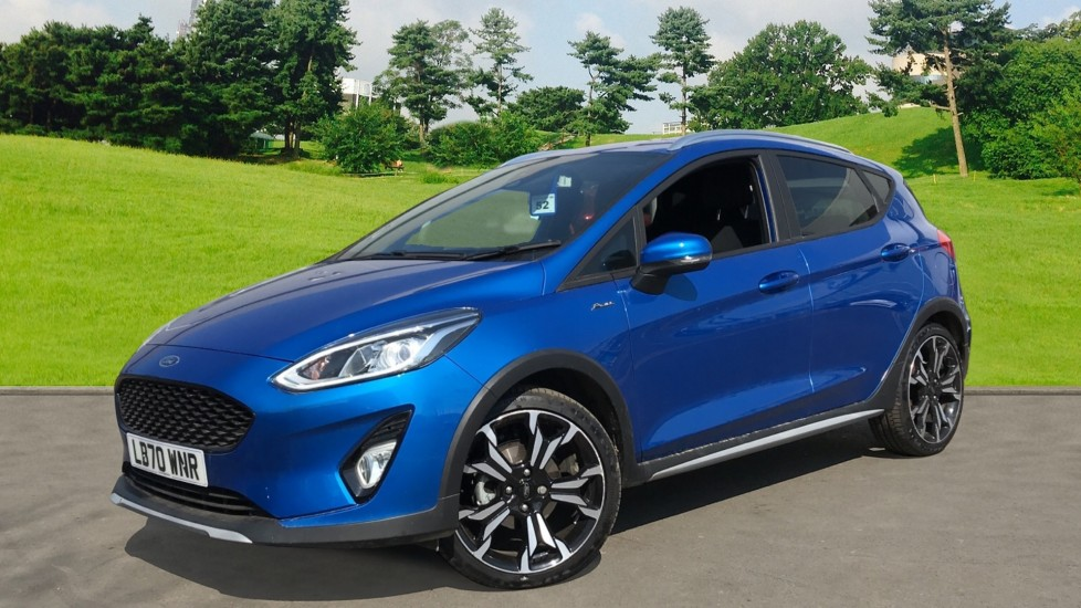 Ford Fiesta 1.0 EcoBoost 125ps Active X Edition 5dr image 3
