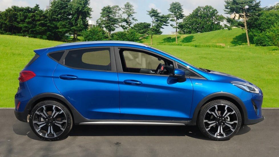 Ford Fiesta 1.0 EcoBoost 125ps Active X Edition 5dr image 4