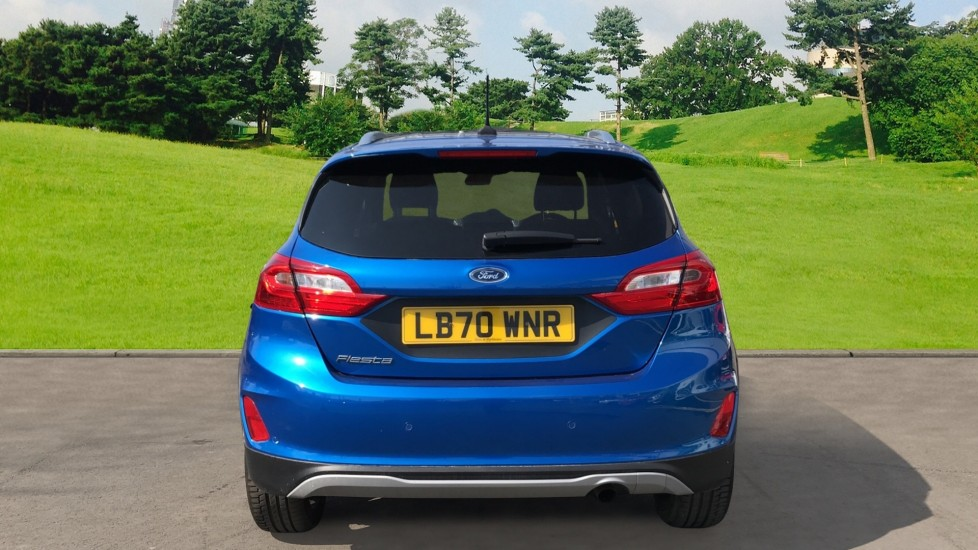 Ford Fiesta 1.0 EcoBoost 125ps Active X Edition 5dr image 6