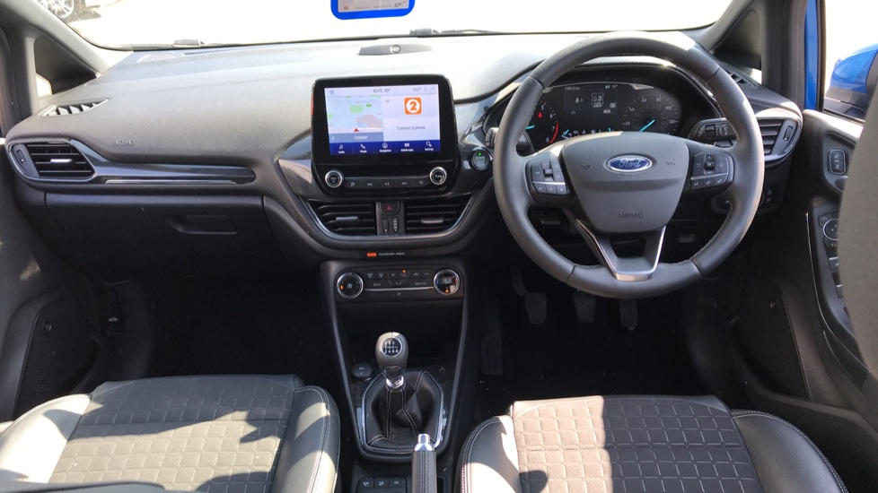 Ford Fiesta 1.0 EcoBoost 125ps Active X Edition 5dr image 11