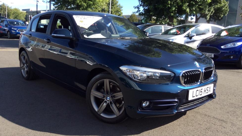 BMW 1 Series 116d Sport 5dr 1.5 Diesel Hatchback (2015)