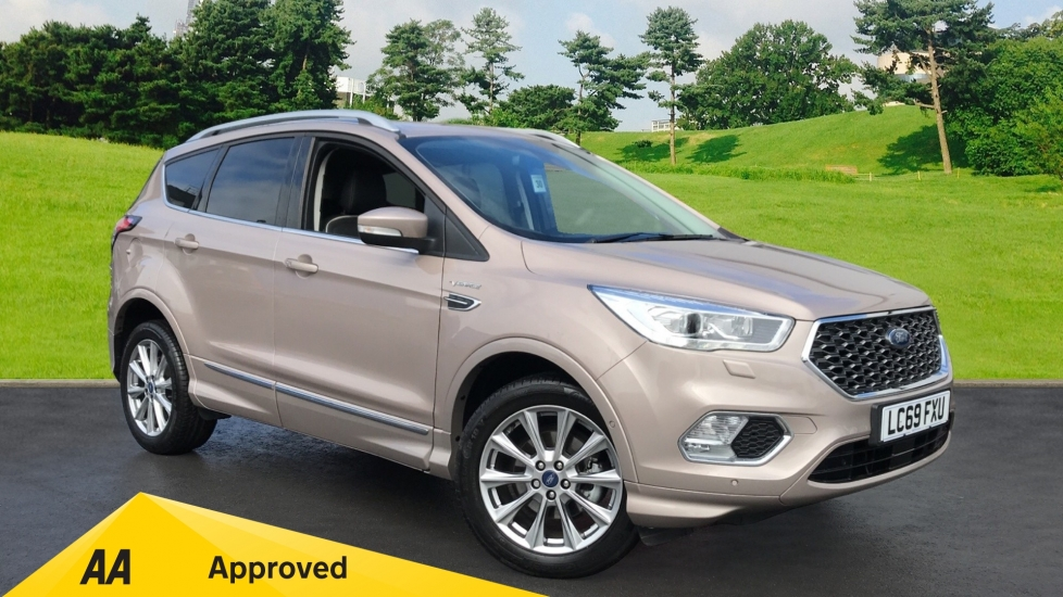 Ford Kuga 1.5 EcoBoost 150ps Vignale 2WD Automatic 5 door Estate (2019) image