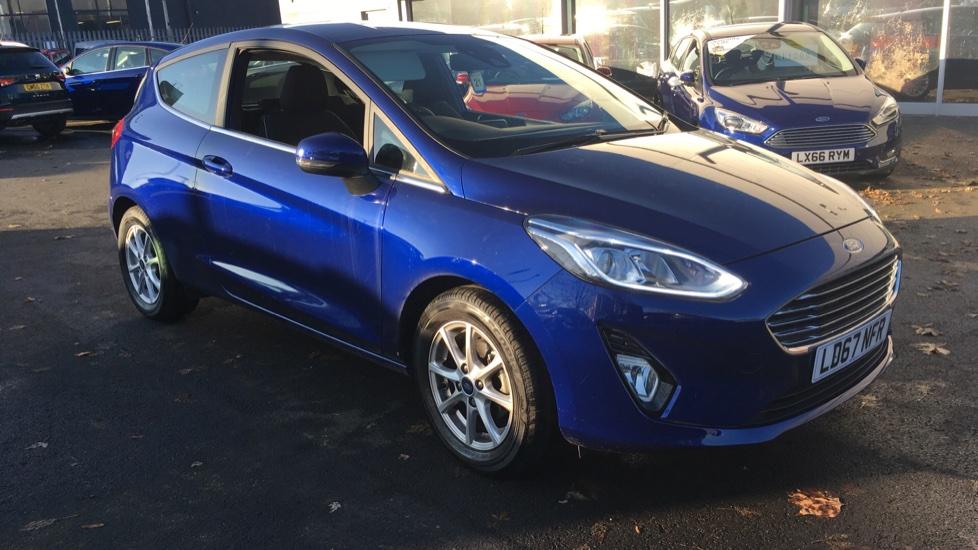 Ford Fiesta 1.1 Zetec 3dr Hatchback (2017) image