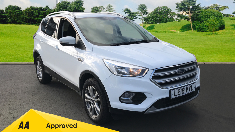 Ford Kuga 1.5 TDCi Zetec 2WD Diesel 5 door Estate (2019) image