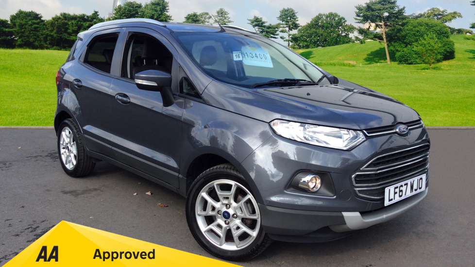 Ford EcoSport Titanium 1.0 EcoBoost 125PS 5 door Estate (2017)