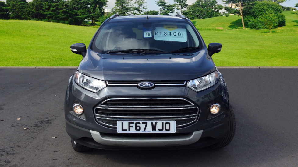 Ford EcoSport Titanium 1.0 EcoBoost 125PS image 2 thumbnail