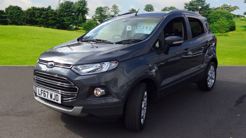 Ford EcoSport Titanium 1.0 EcoBoost 125PS image 3 thumbnail