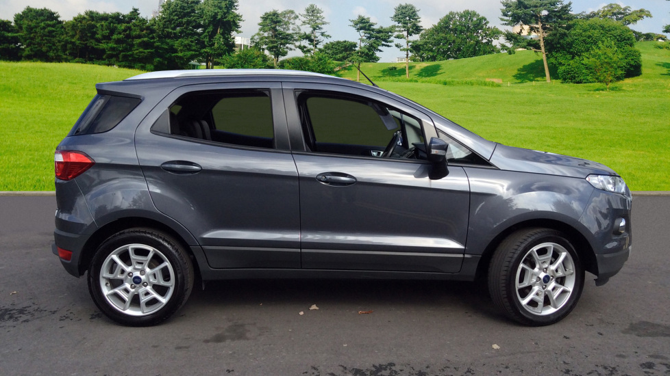 Ford EcoSport Titanium 1.0 EcoBoost 125PS image 4 thumbnail