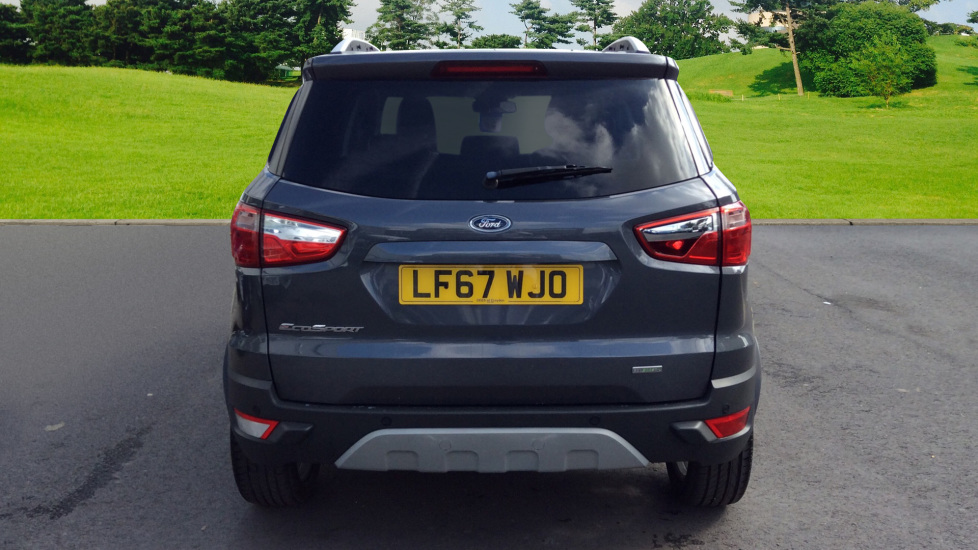 Ford EcoSport Titanium 1.0 EcoBoost 125PS image 6 thumbnail