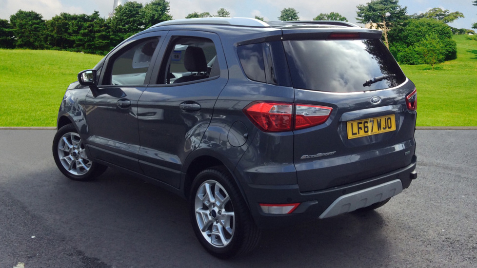 Ford EcoSport Titanium 1.0 EcoBoost 125PS image 7 thumbnail