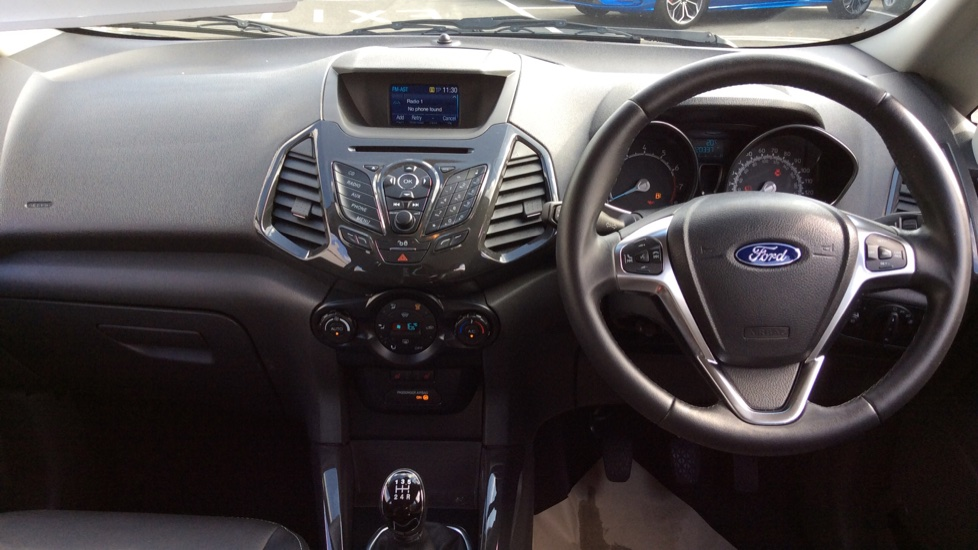 Ford EcoSport Titanium 1.0 EcoBoost 125PS image 11 thumbnail
