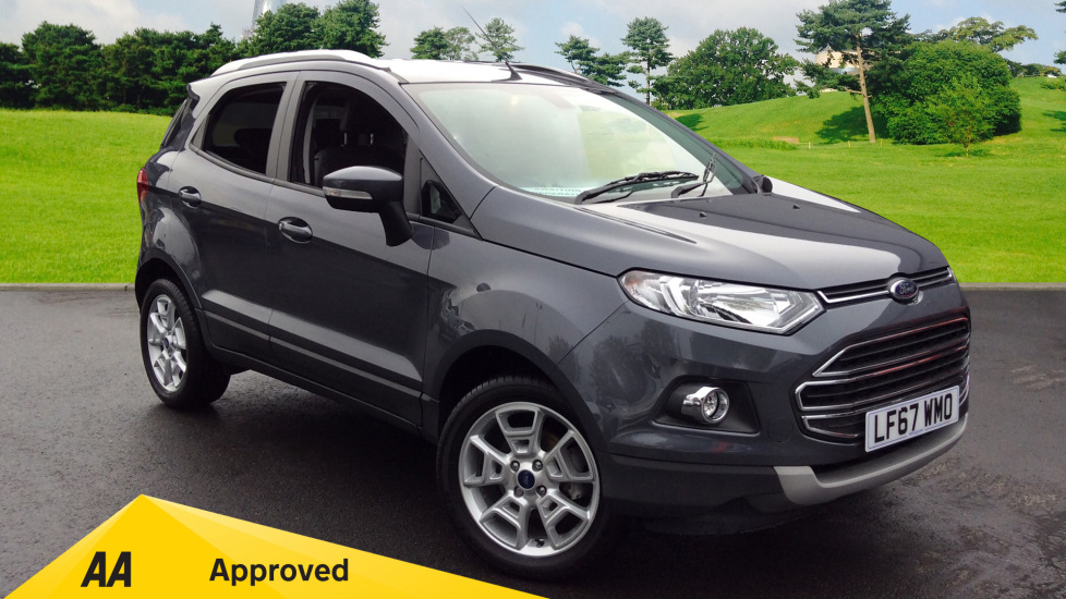 Ford EcoSport Titanium 1.0 EcoBoost 125PS 5 door Hatchback (2017)
