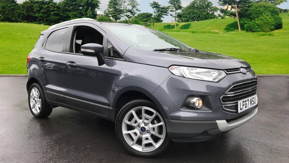 Ford EcoSport 1.0 EcoBoost Titanium 5dr [17in] Hatchback (2017)