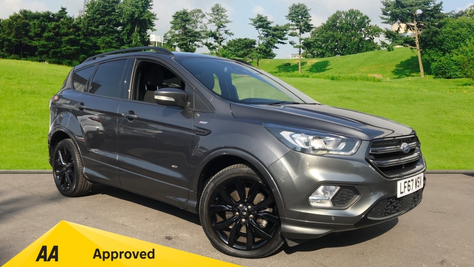 Ford Kuga 2.0 TDCi 180 ST-Line X Diesel Automatic 5 door MPV (2017) image