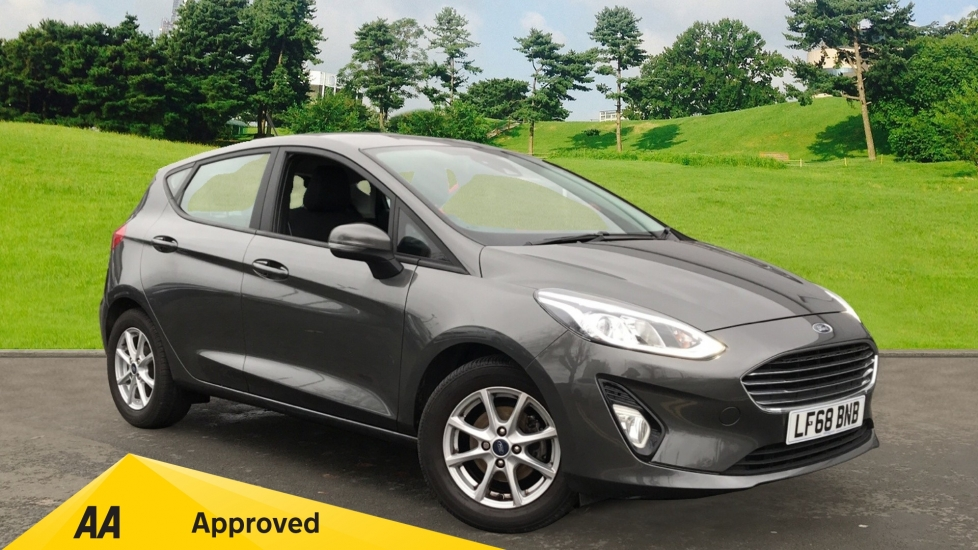 Ford Fiesta 1.0 EcoBoost Zetec Automatic 5 door Hatchback (2018)