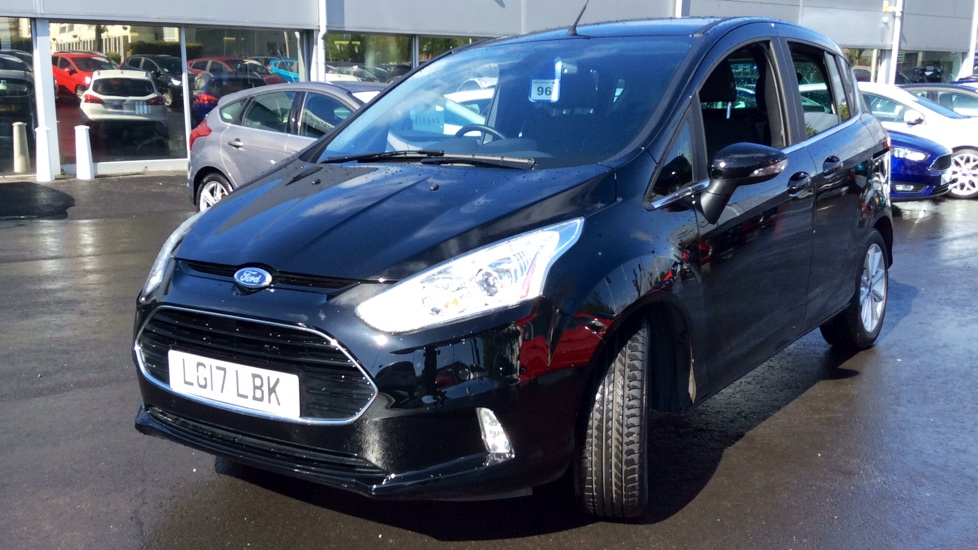 Ford B-MAX 1.0 EcoBoost 125ps Titanium Navigator 5dr image 9