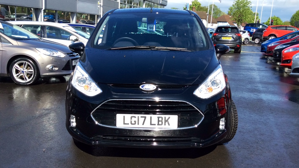 Ford B-MAX 1.0 EcoBoost 125ps Titanium Navigator 5dr image 10