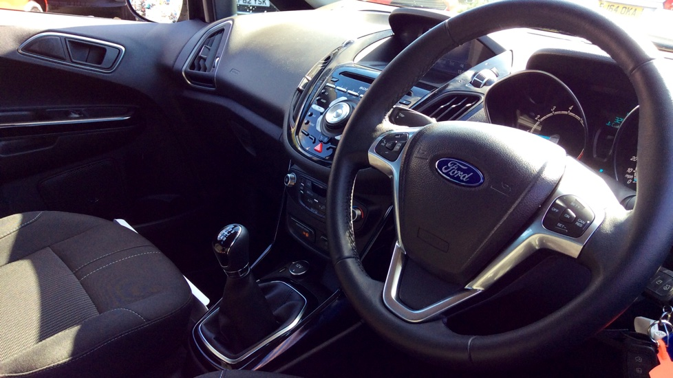 Ford B-MAX 1.0 EcoBoost 125ps Titanium Navigator 5dr image 11