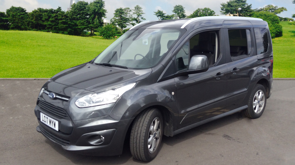 Ford Tourneo Connect Titanium 1.0T EcoBoost 100PS image 3