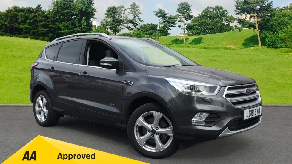 Ford Kuga 1.5 EcoBoost 182PS  Titanium X All Wheel Drive, Panoramic Sun-Roof Automatic 5 door Estate (2018) image