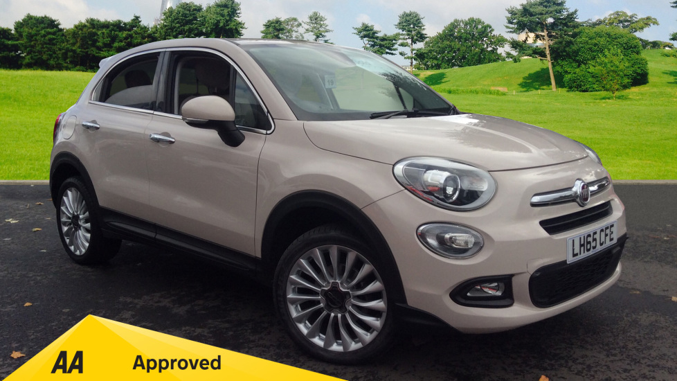 Fiat 500X 1.4 Multiair Lounge DCT Automatic 5 door Hatchback (2015) image