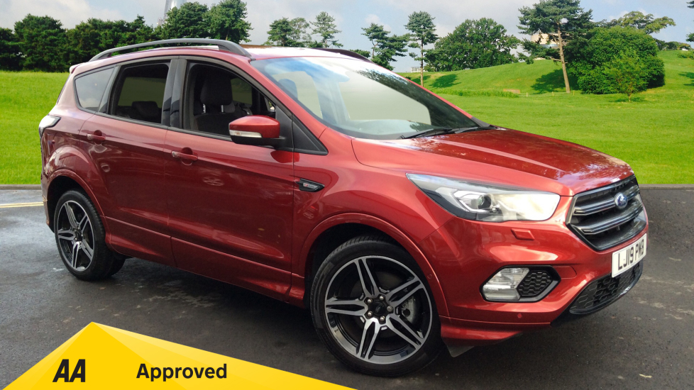 Ford Kuga 2.0 TDCi 180 ST-Line Diesel Automatic 5 door Estate (2019) image