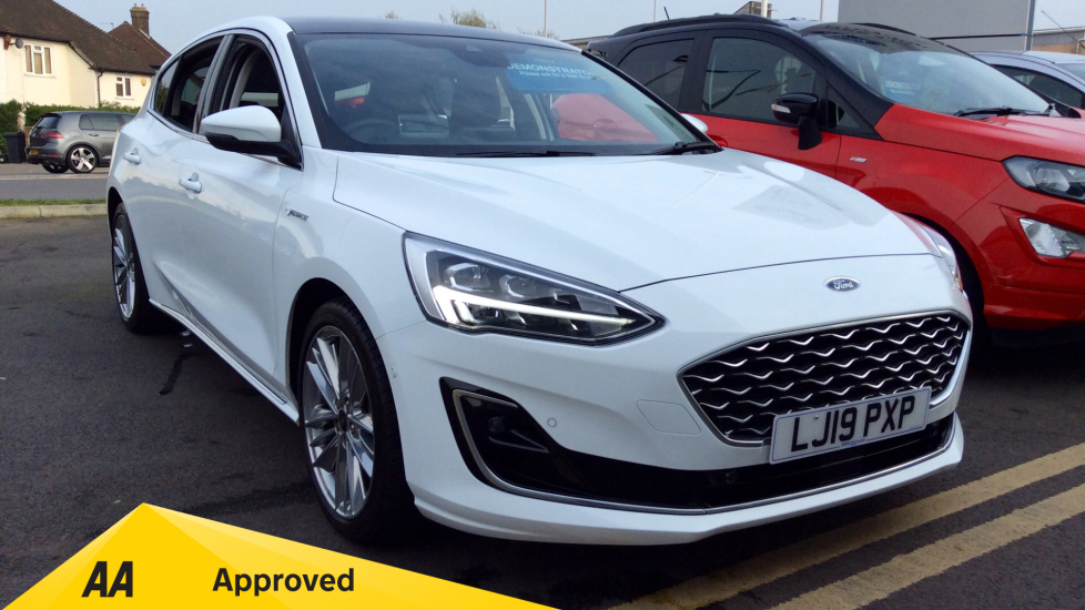 Ford Focus 1 0 Ecoboost 125 Vignale Automatic 5 Door Hatchback 2019 At Ford Croydon