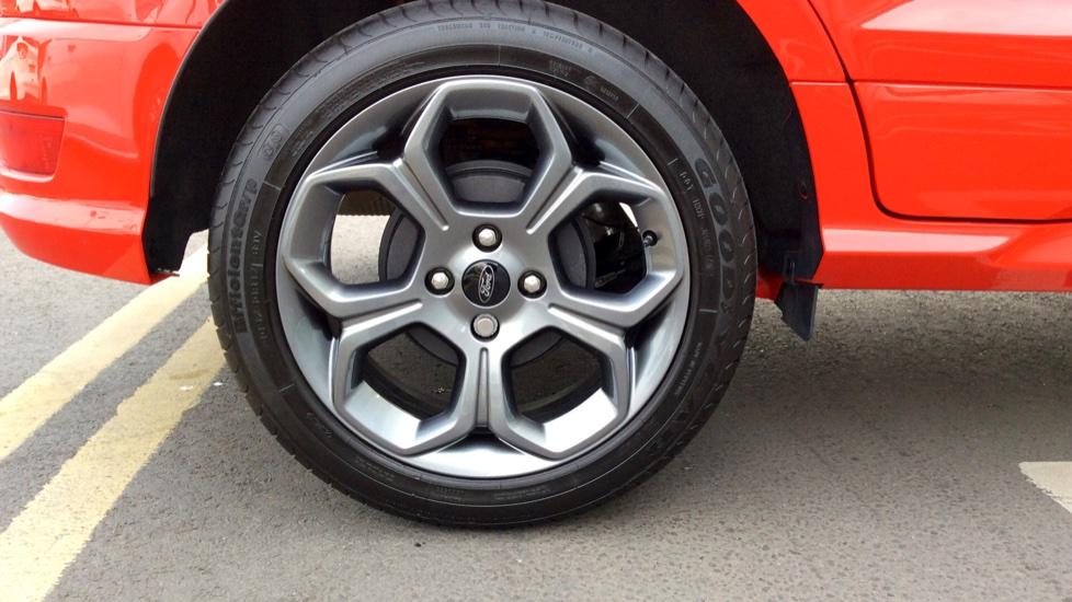 Ford EcoSport 1.0 EcoBoost 125 ST-Line image 8