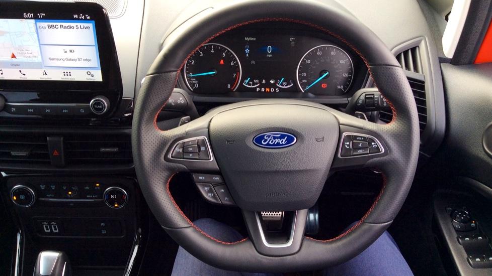 Ford EcoSport 1.0 EcoBoost 125 ST-Line image 19