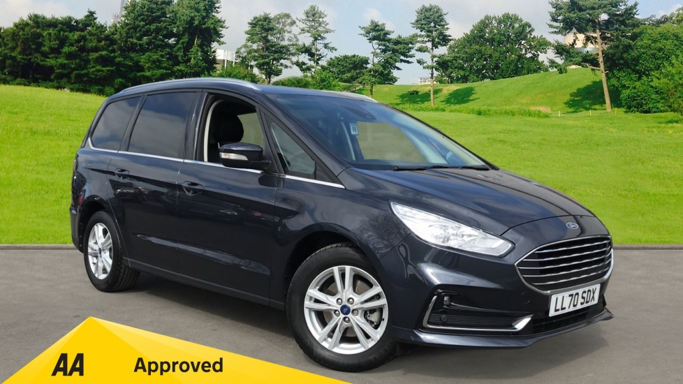 Ford Galaxy 2.0 EcoBlue 150ps Titanium 5dr Diesel Automatic Estate (2020) image
